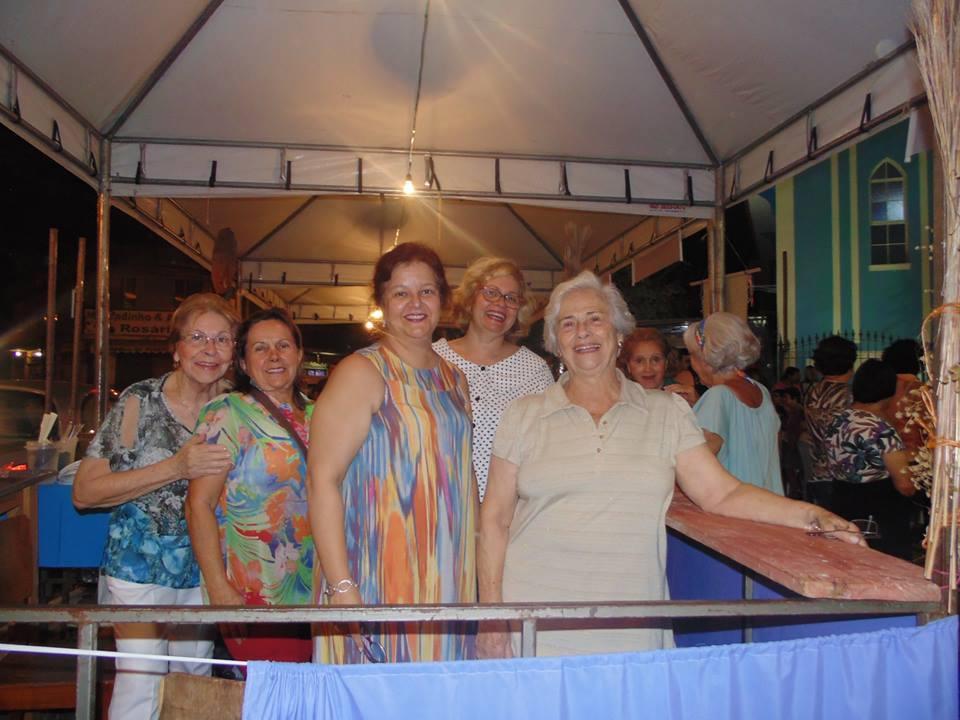 Festa de Nossa Senhora do Rosário em Leopoldina