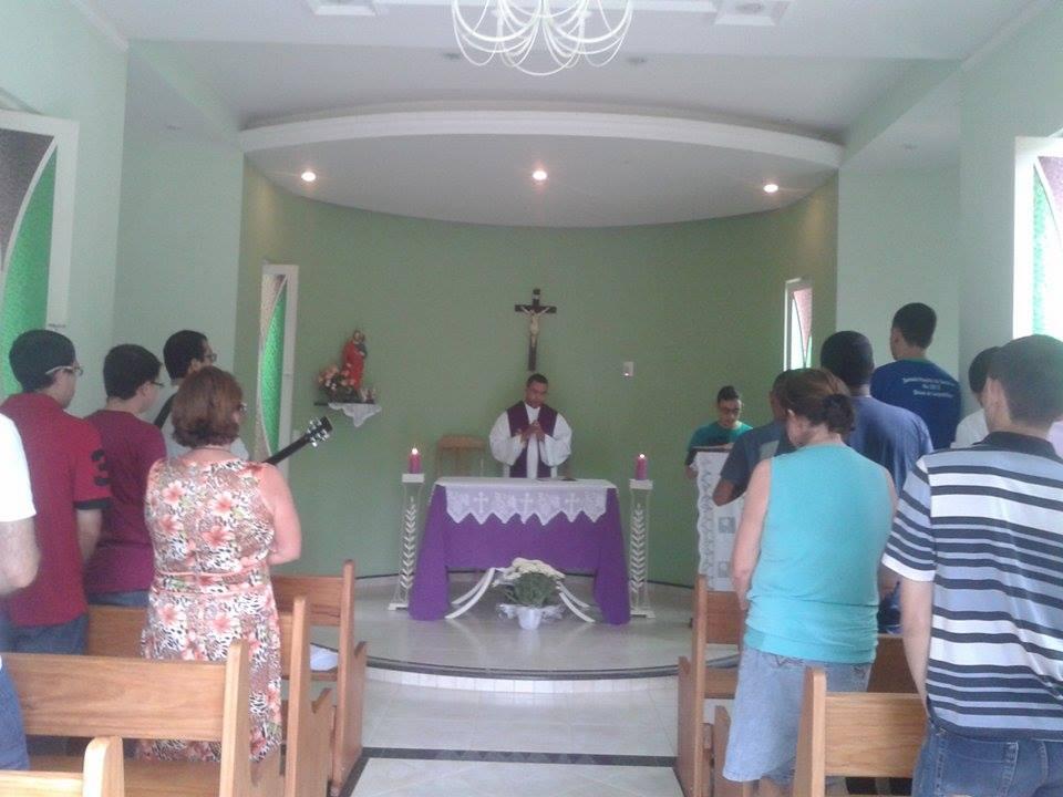 Vocacionados Participaram de Retiro Espiritual para Início do Ano Propedêutico