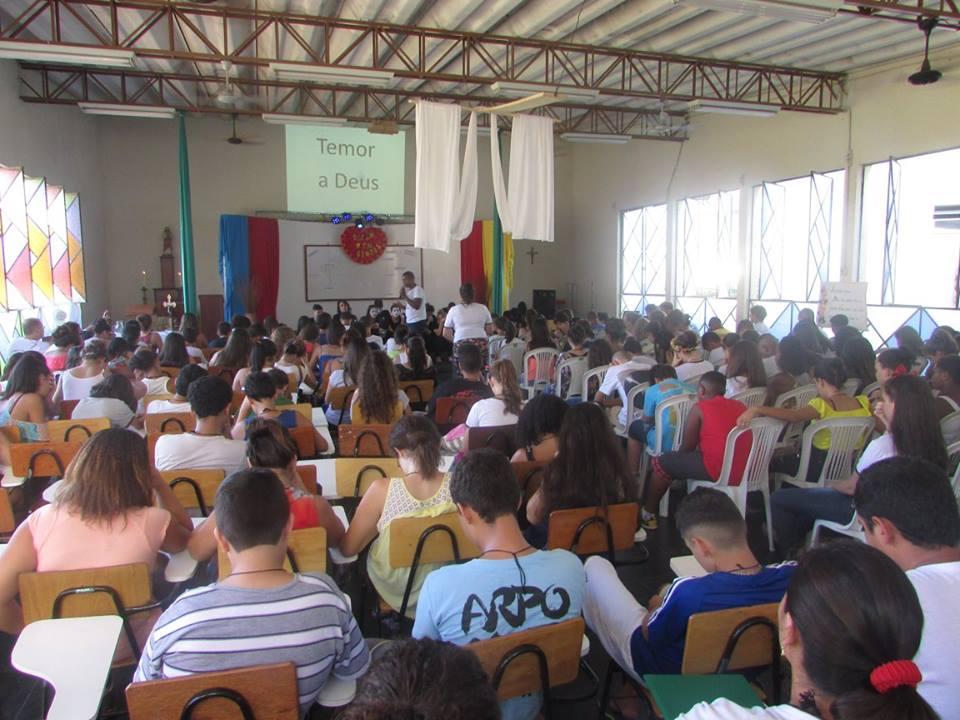 Encontro do E.A.C. movimenta a Paróquia Nossa Senhora do Rosário em Cataguases