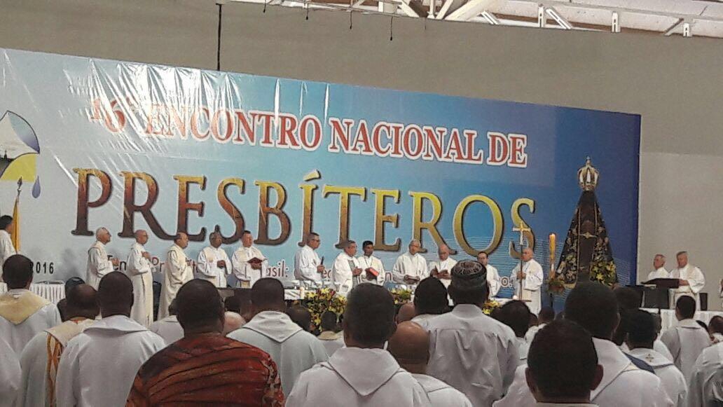 16º Encontro Nacional de Presbíteros