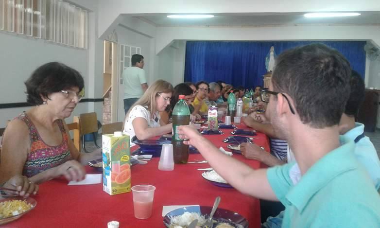 Assembleia da Forania de Cataguases na Paróquia Santo Antônio – Miraí