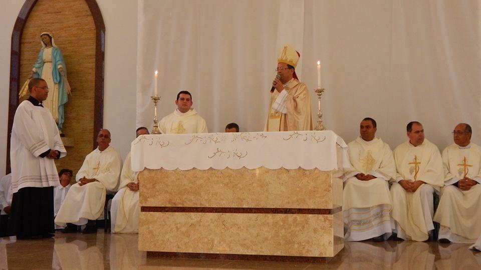 Diocese de Leopoldina tem um novo padre
