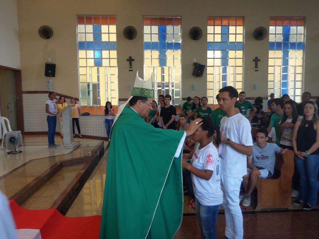Celebração do Dia Nacional da Juventude em Muriaé /MG