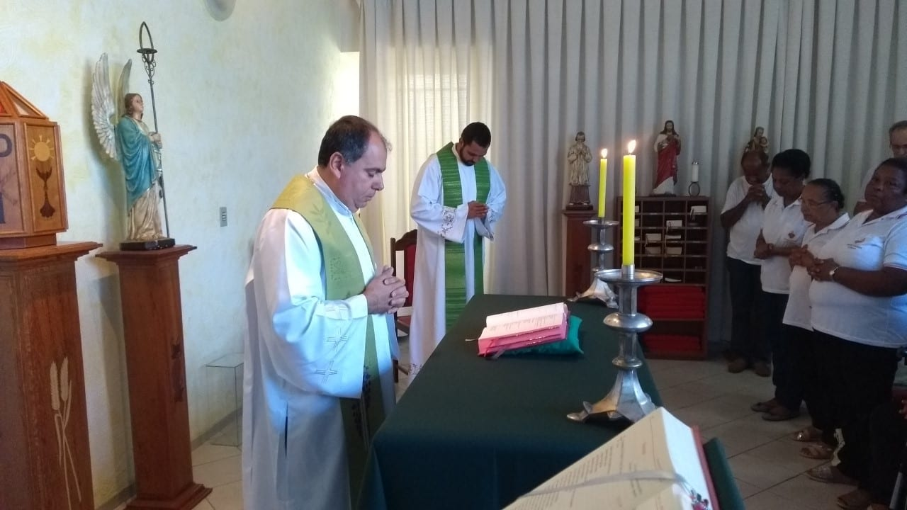 Apostolado da Oração visita Seminário Maior