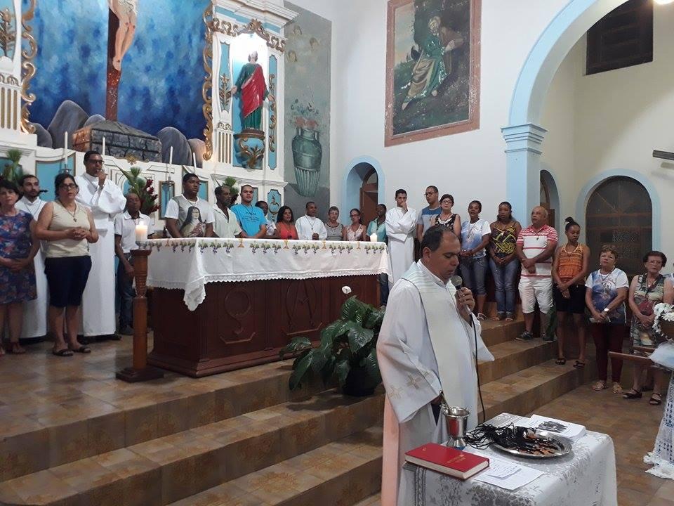 Missão dos seminários em Argirita e Tebas
