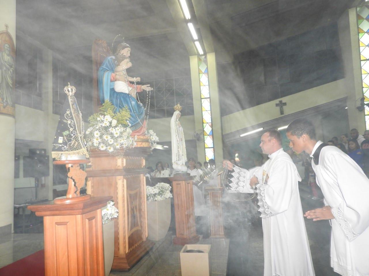 Festa em honra a Maria Senhora do Rosário em Cataguases