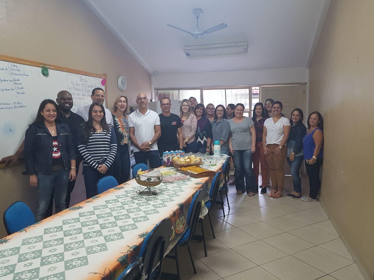 Visita Pastoral de Dom José Eudes na Paróquia São Paulo