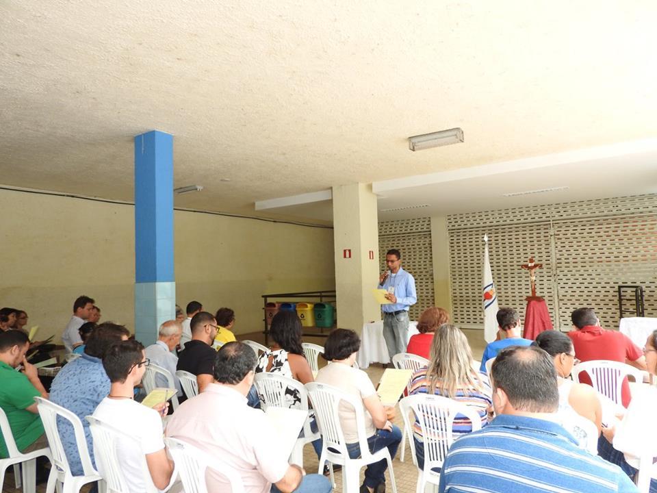 Assembléia Diocesana de Pastoral, em Leopoldina