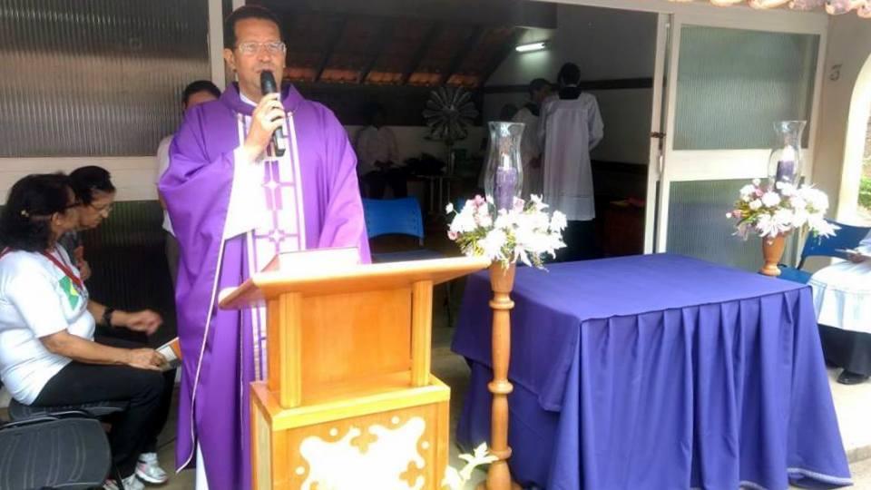 Santa Missa em Comemoração do Dia dos Fiéis Defuntos