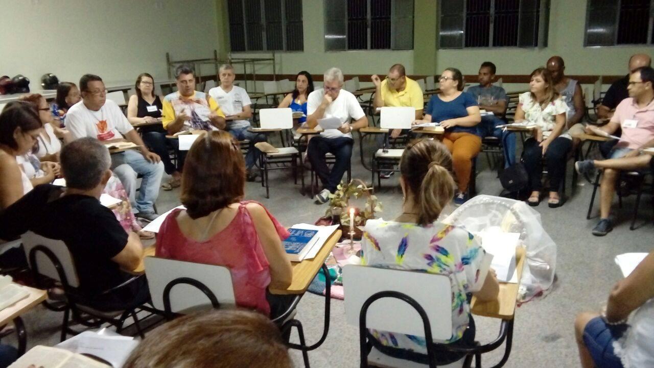 Encerramento da 2º Módulo do Curso do Curso de Leitura Popular da Bíblia