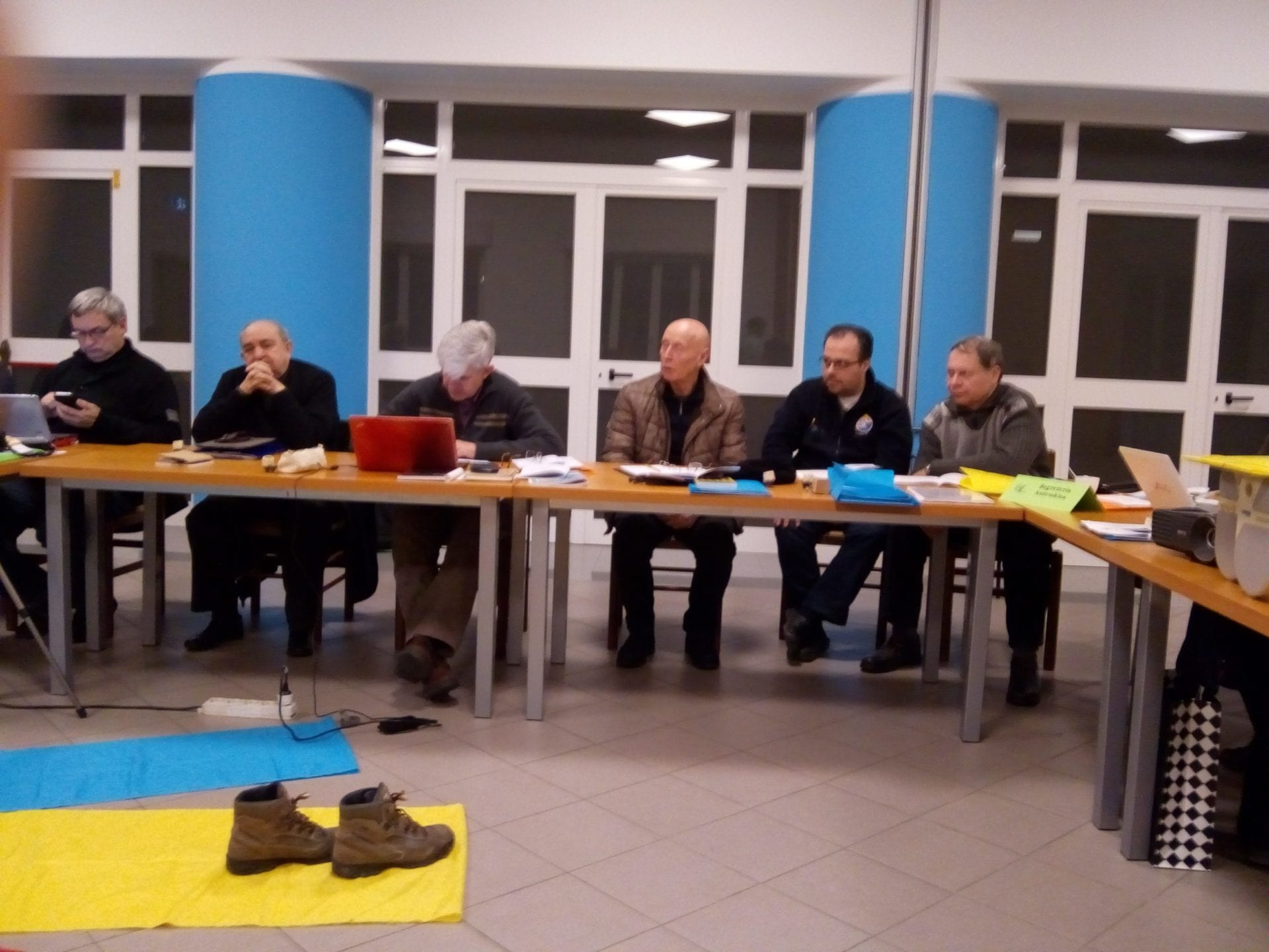 VI Assembleia Geral dos Voluntários Com Dom Bosco