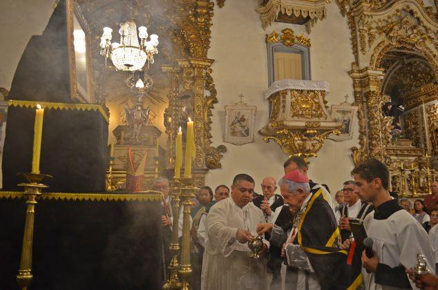 Preces, recordações e homenagens marcam Missa de 7º dia de Dom Célio