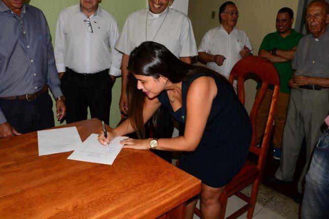Casa da Nanzita será a sede do Projeto Encantando da Coopemata