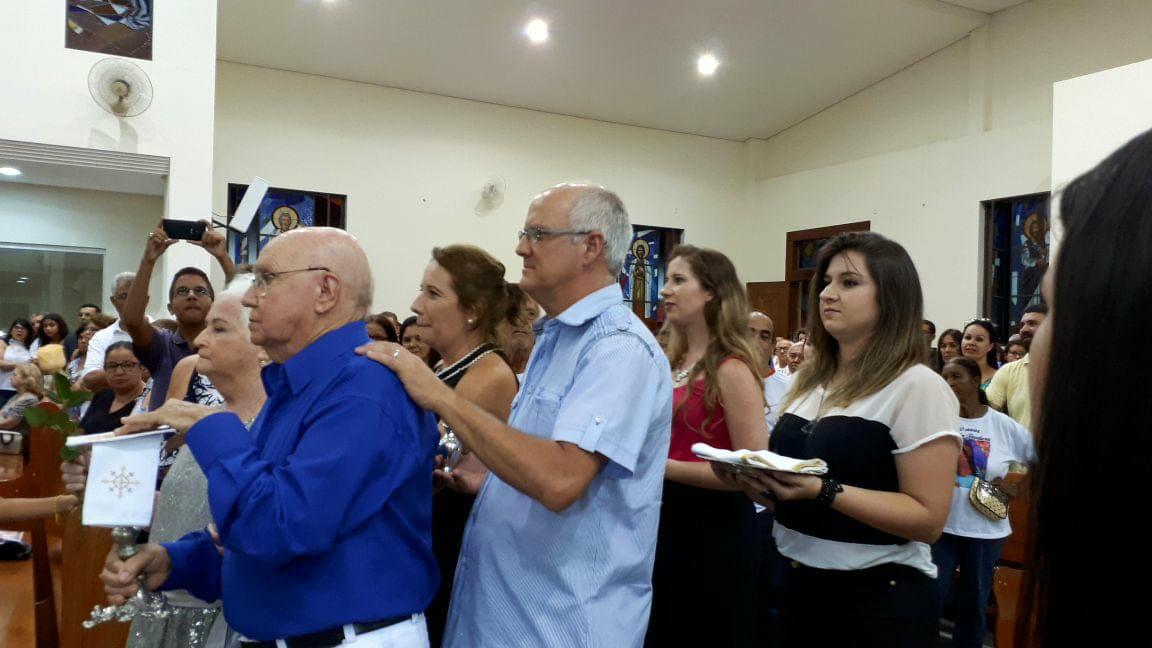 Pe. Volnei celebra 25 anos de vida sacerdotal