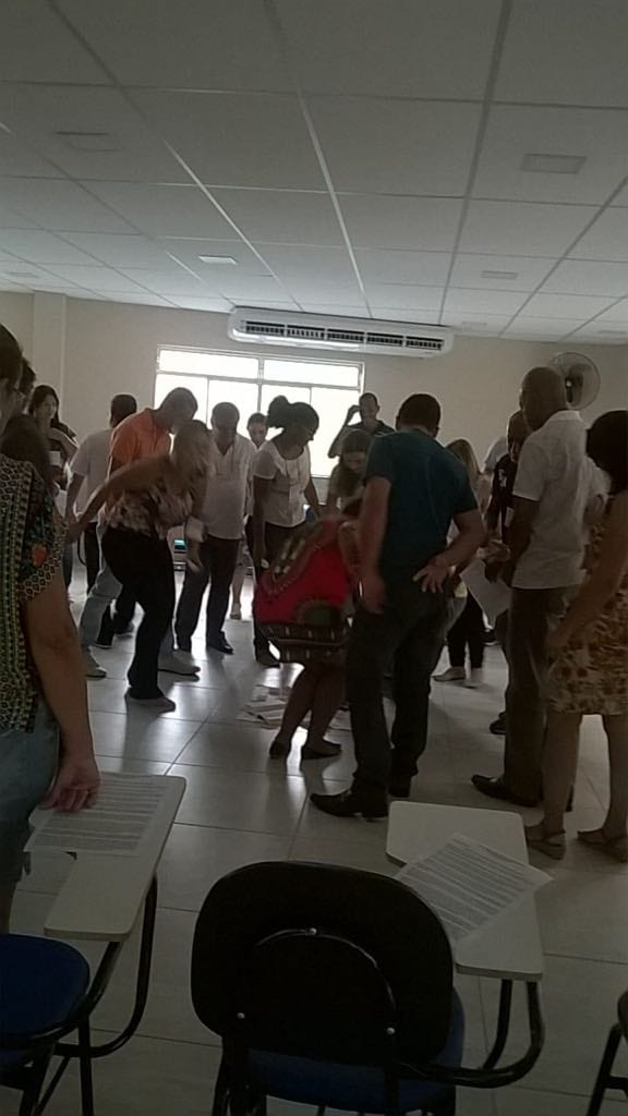 Projeto piloto para implantação da Pastoral Familiar – etapa pós-matrimonial, da Forania de Muriaé