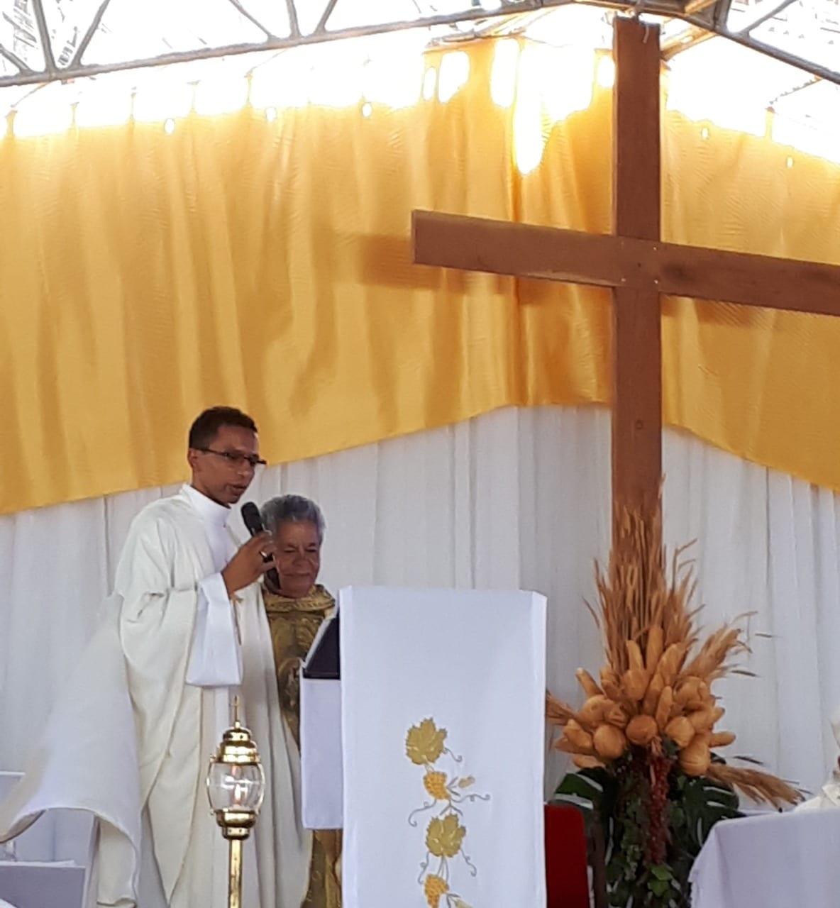 50 anos de sacerdócio do nosso amado Mons. Waltencyr