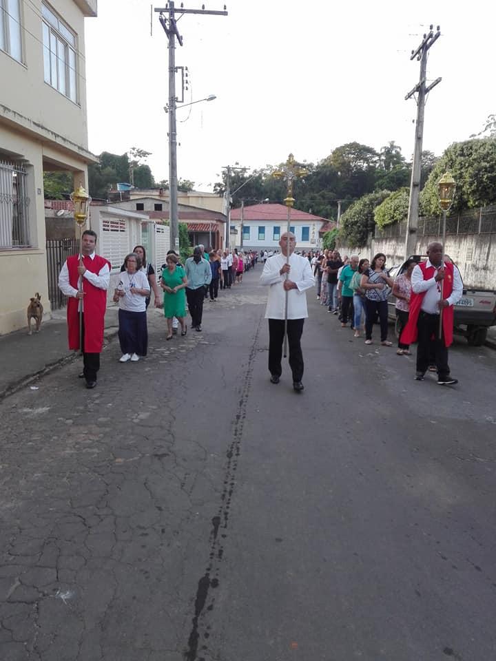 SEMANA SANTA 2018  PARÓQUIA SÃO JOSÉ – TOCANTINS-MG