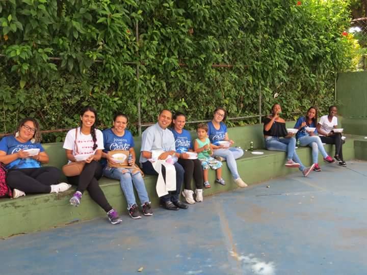 Caminhada Bom Pastor – Setor Juventude