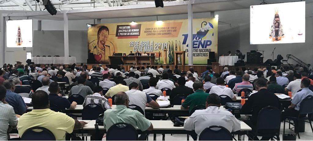 17º Encontro Nacional dos Presbíteros (ENP)