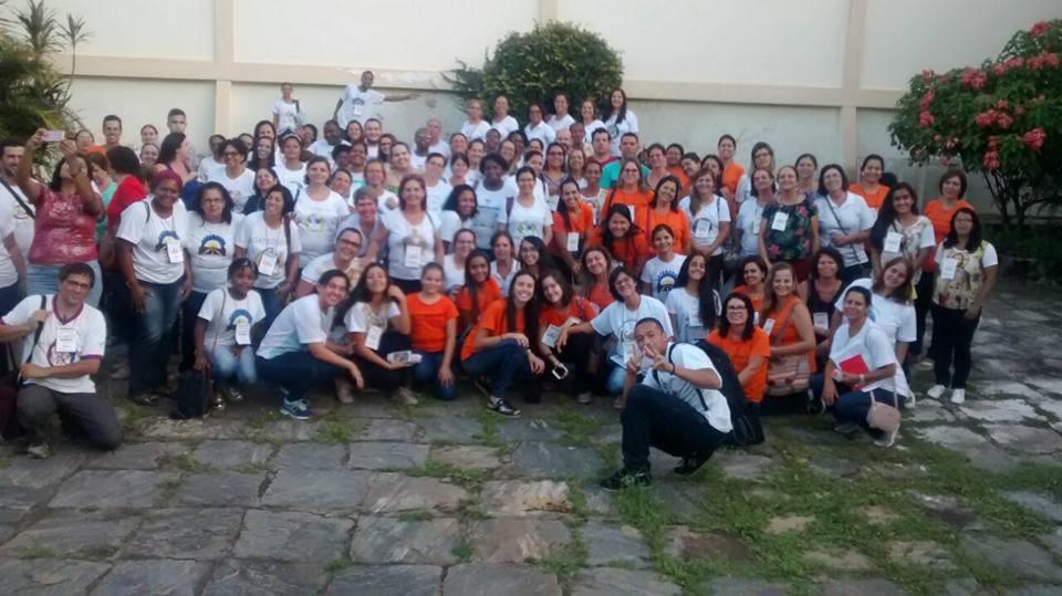 FORMAÇÃO PARA CATEQUISTAS NA FORANIA DE UBÁ