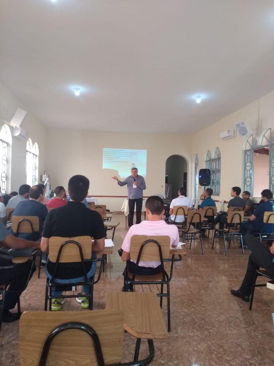 Seminaristas participam do VIII FORMISE