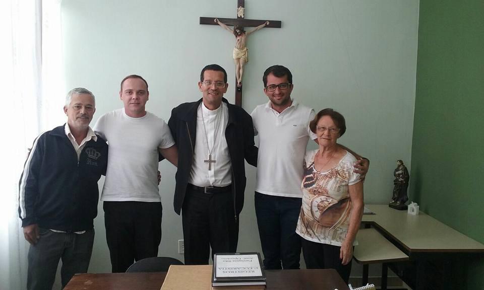 Visita Pastoral na Paróquia São José Operário, em Cataguases-MG.    Bendito aquele que vem em nome do Senhor! (Lc 13, 31-35)