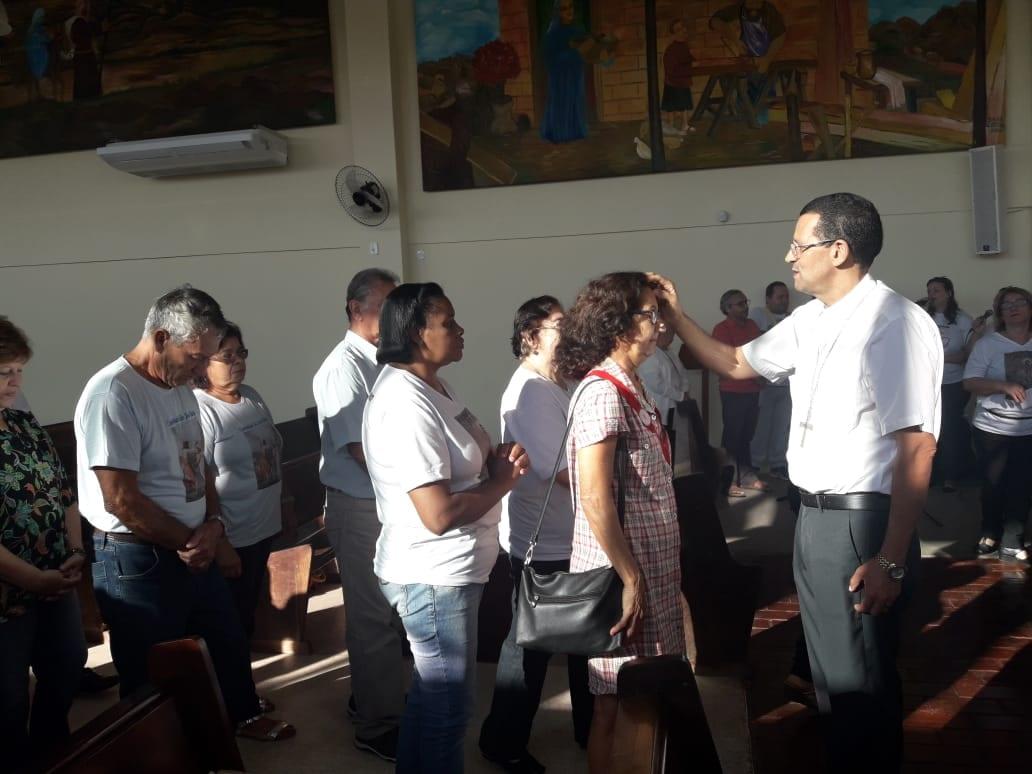 Programação para a Visita Pastoral  Dias 14 a 17 de junho de 2018  Paróquia São José Operário  Cataguases – MG