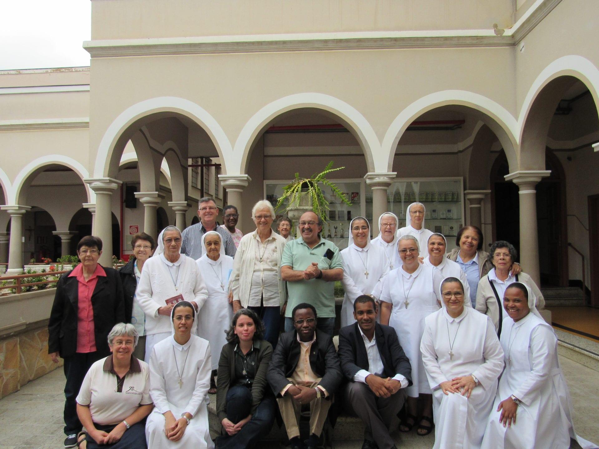 Encontro das pessoas de Vida Consagrada da Diocese de Leopoldina