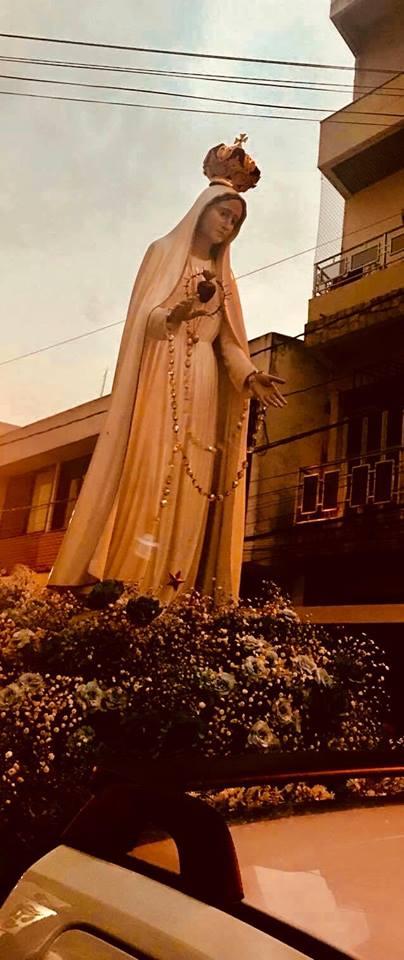 Pirapetinga acolhe missa do padroeiro da diocese