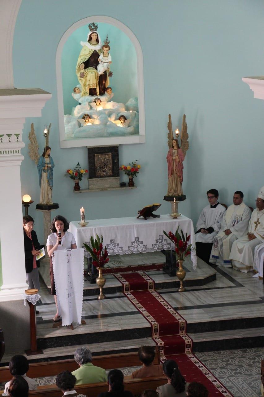 Novena e Festa de Nossa Senhora do Carmo