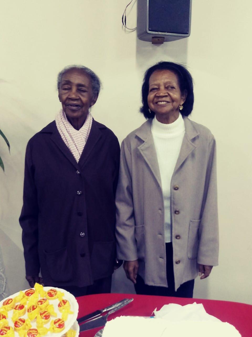 90 anos Eunice Souza