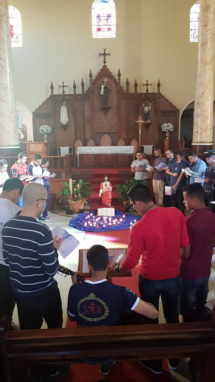 Jornada Missionária Salesiana em Miraí