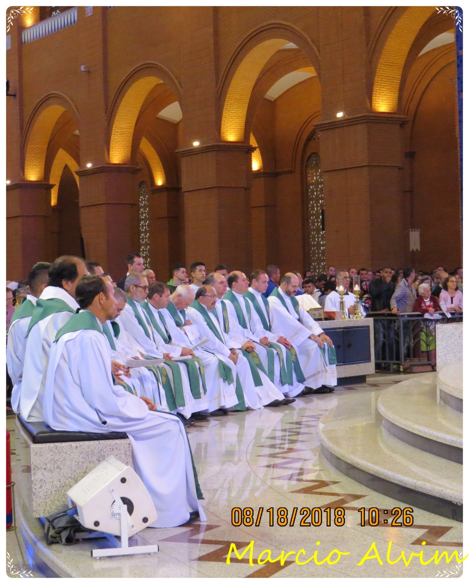 Romaria da Diocese de Leopoldina ao Santuário Nacional Nossa Senhora Aparecida