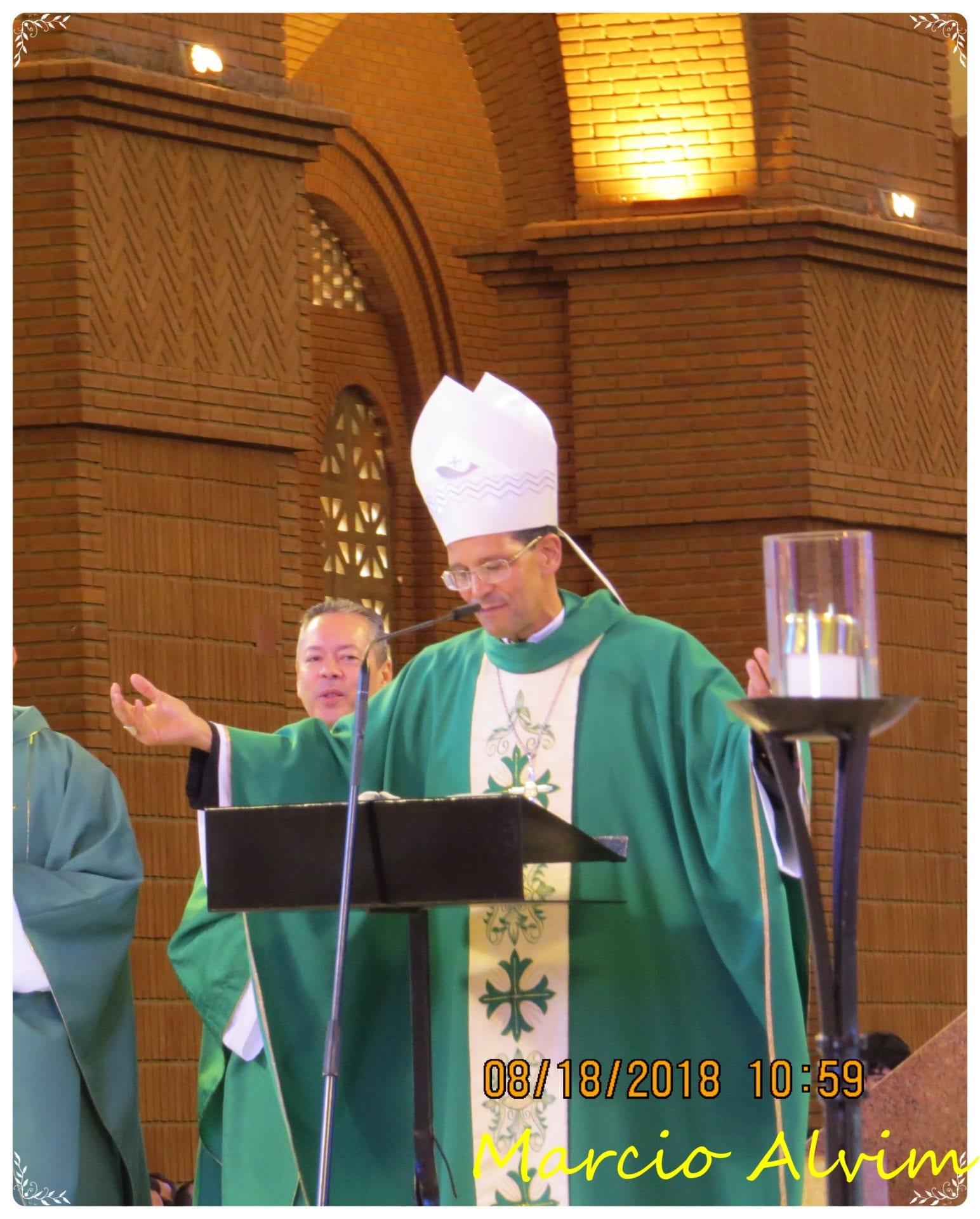 Diocese de Leopoldina esteve presente no Santuário Nacional de Nossa Senhora Aparecida