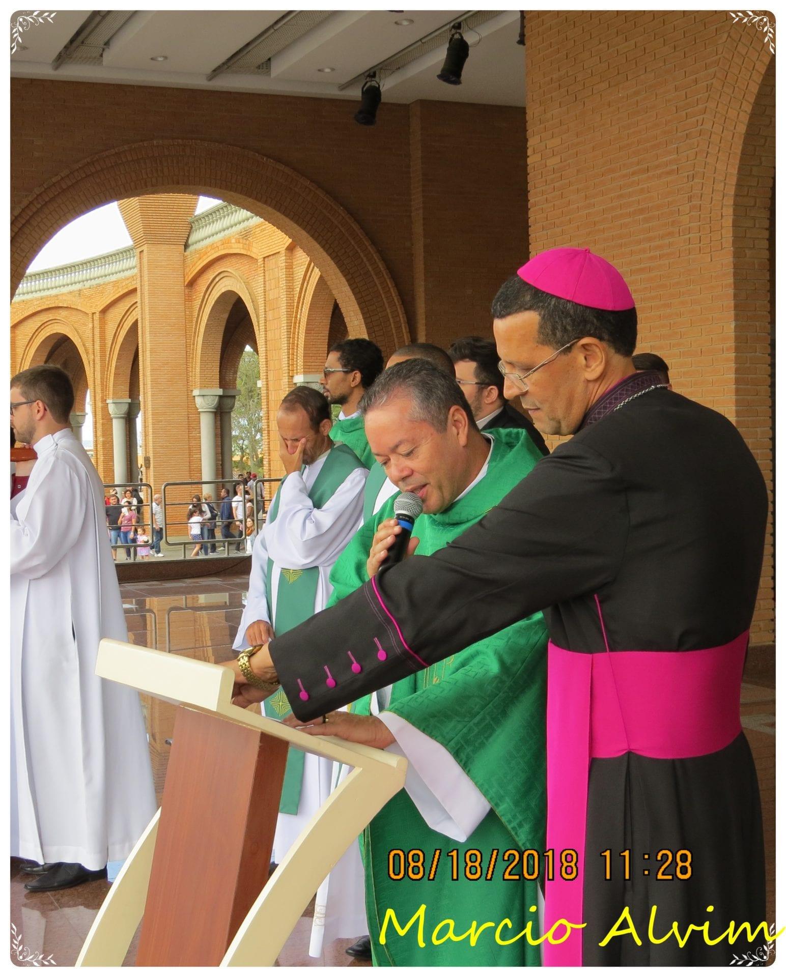 Romaria diocesana a Aparecida