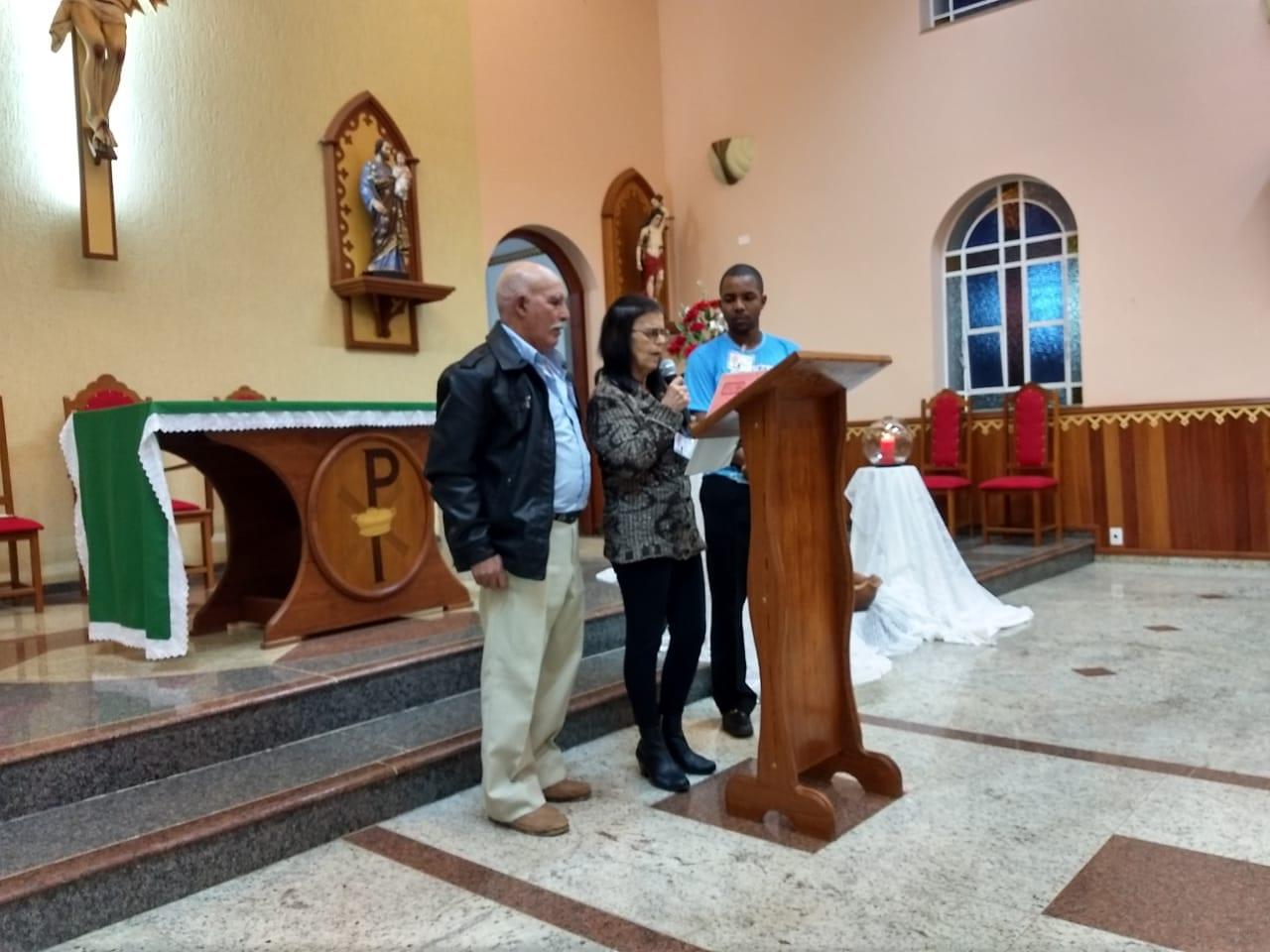 Primeiro Encontro de Casais da Comunidade São Sebastião – Paróquia Santo Antônio