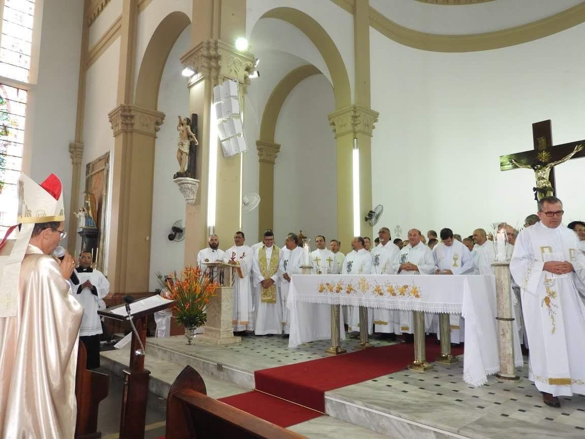 Festa São João Maria Vianney – Dia do Padre