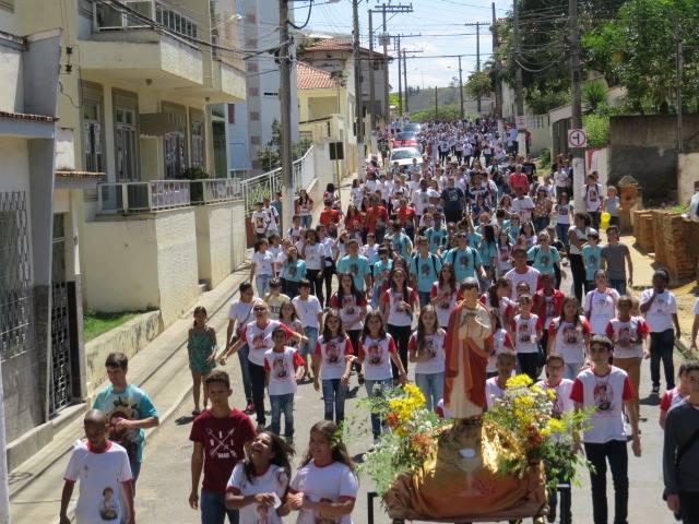 XIV ENDICO agita Visconde do Rio Branco