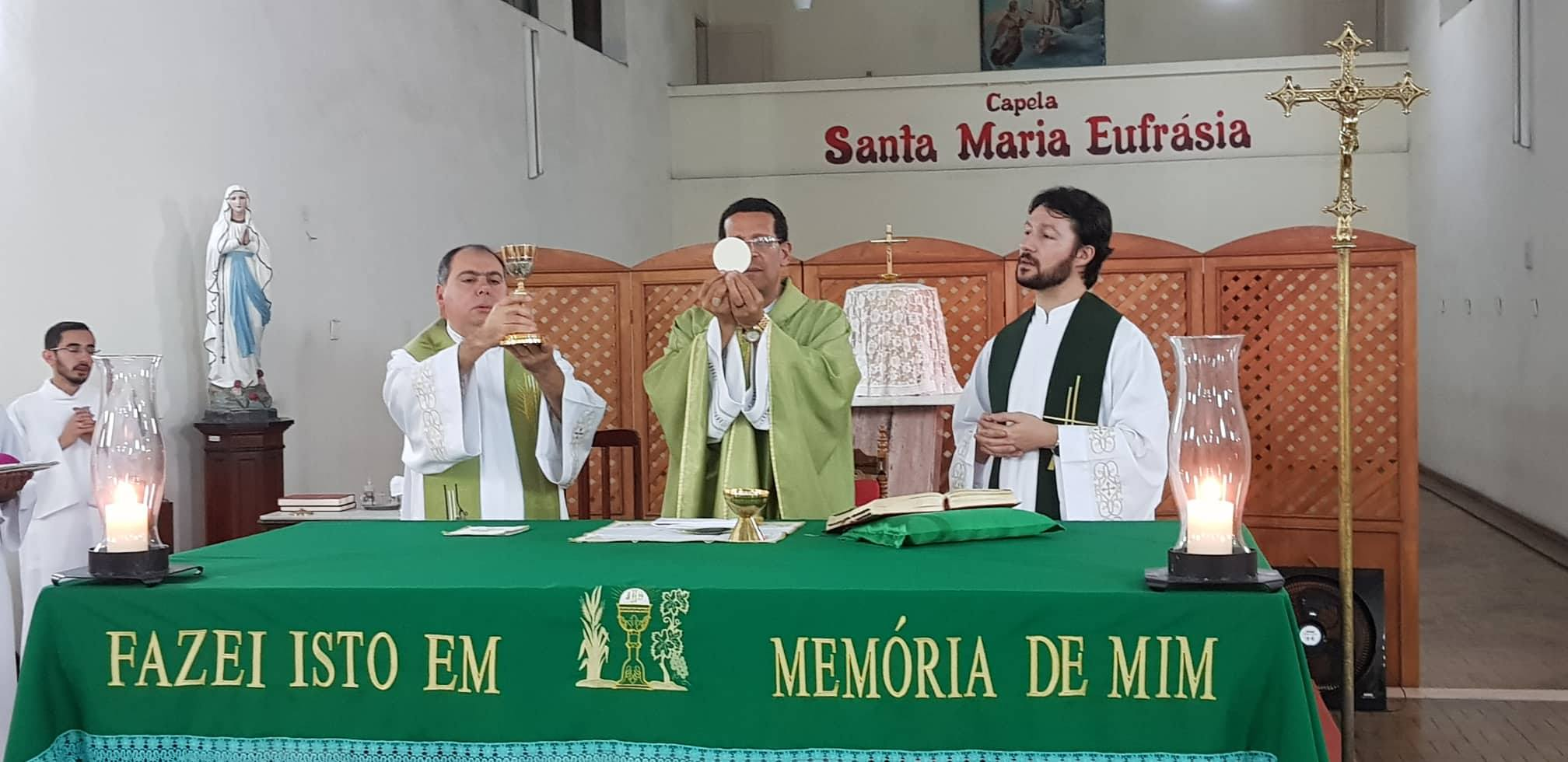 Seminarista Márcio Júnior é admitido às ordens sacras