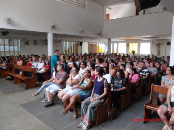 PREPARAÇÃO PARA AS MISSÕES POPULARES NA PARÓQUIA SANTA CRUZ