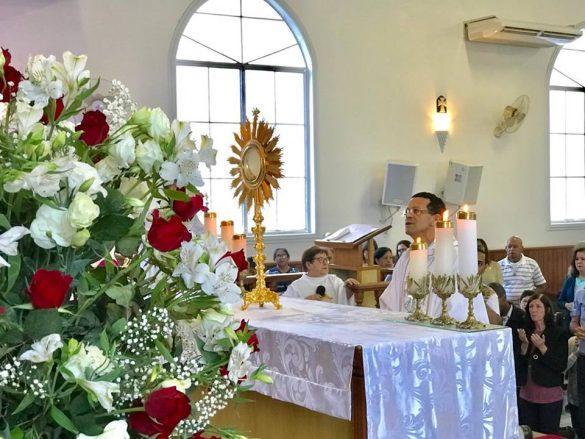 Festa da Padroeira Nossa Senhora do Rosário 2018
