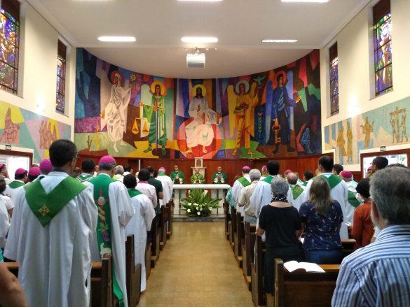 A Diocese de Leopoldina esteve presente no CONSER LII em Belo Horizonte/MG