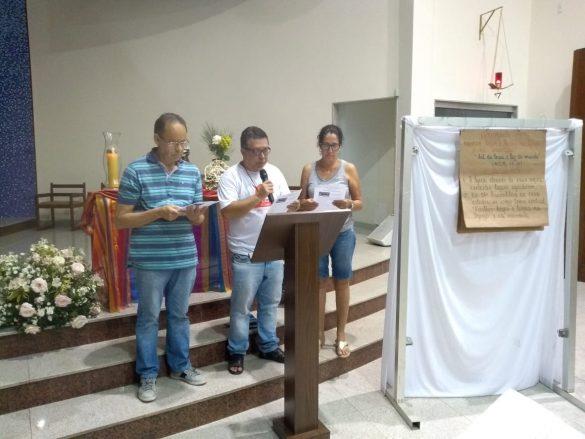 APROFUNDAMENTO DO DOCUMENTO 105 E PREPARAÇÃO PARA MISSÕES POPULARES PARÓQUIA DE SÃO SEBASTIÃO – UBÁ.