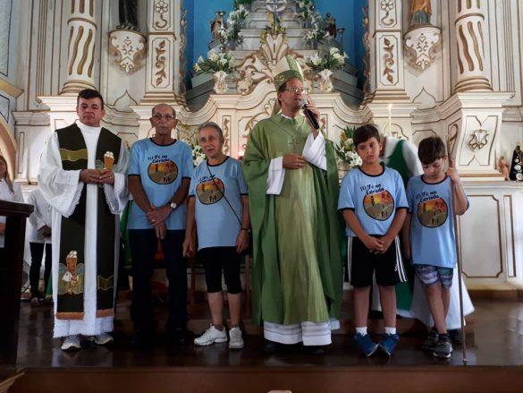 III Caminhada Fé na Estrada revela fé e devoção de peregrinos. Paróquia Nossa Senhora do Rosário Leopoldina