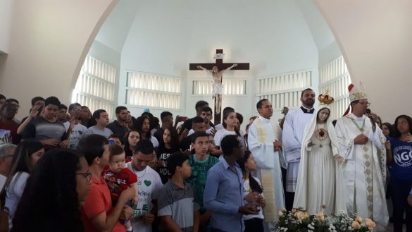 Celebração da Missa de Cristo Rei a nível Diocesano