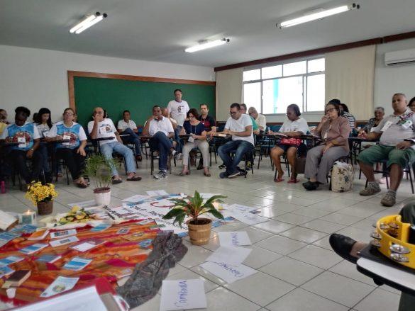 REUNIÃO DO COLEGIADO DO CONSELHO NACIONAL DO LAICATO DO BRASIL