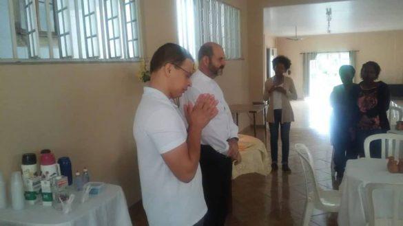 Lideranças da Forania de Além Paraíba se reúnem para a preparação missionária