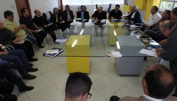 Representantes da Província Eclesiástica se reúnem pela última vez em 2018