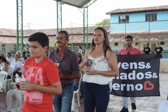 2º ENCONTRO DE JOVENS DO JAE  PARÓQUIA SÃO JOSÉ – TOCANTINS-MG