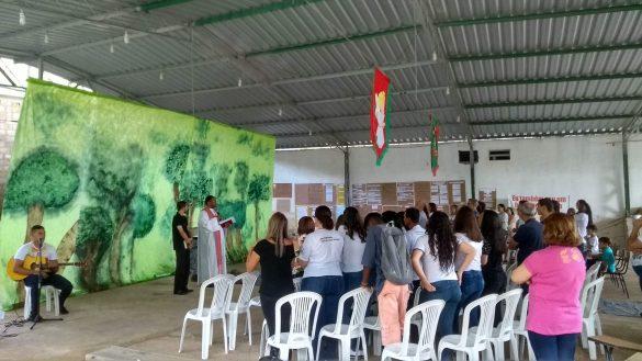 ENCERRAMENTO DO ANO PASTORAL 2018 PARÓQUIA DIVINO ESPIRITO SANTO – UBÁ